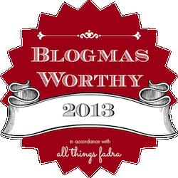 Blogmas2013-Winner